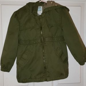 Light Spring Khaki Jacket